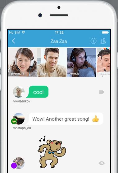 Chat-Video für Erwachsene